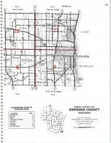 Map Image 011, Kenosha and Racine Counties 1986